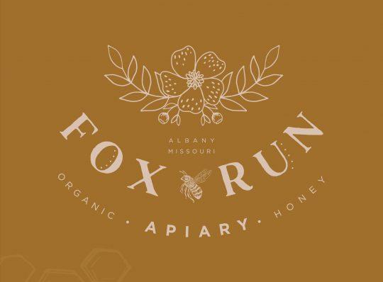 Fox Run Apiary logo