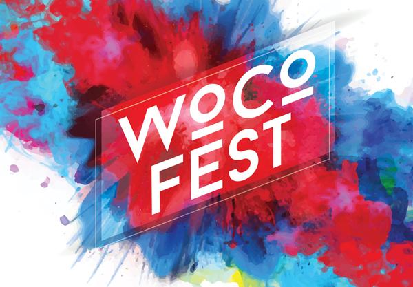 Wildfire Creative - WoCo Fest logo