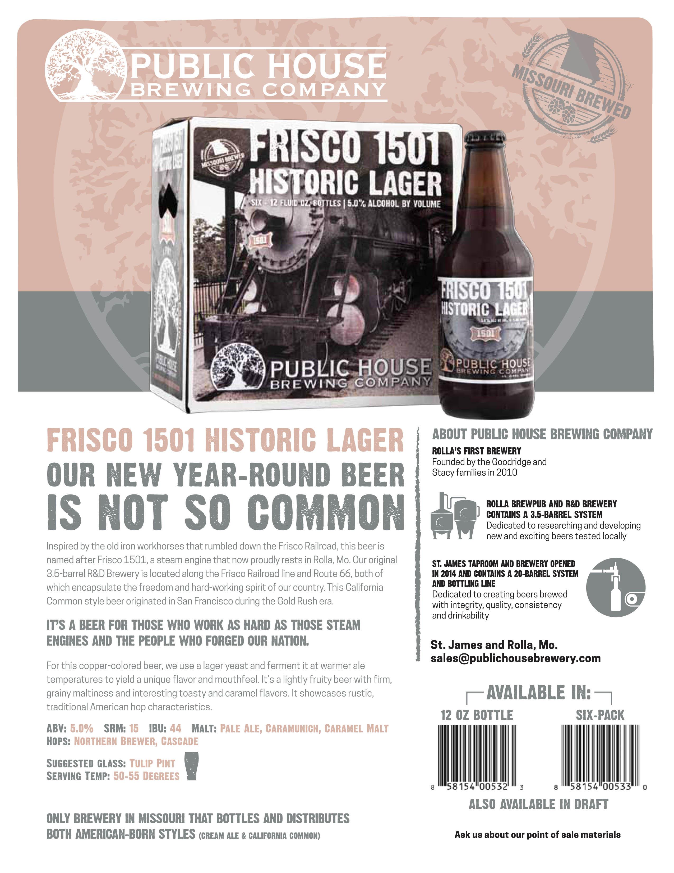 Frisco1501 Sell Sheet-lr